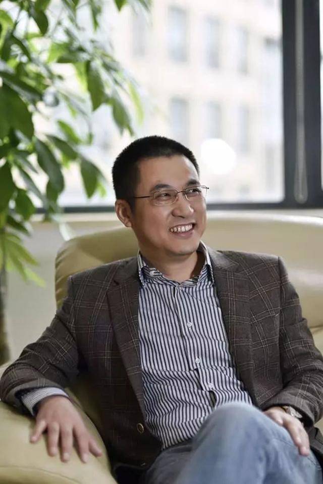 百胜软件 董事长 黄飞